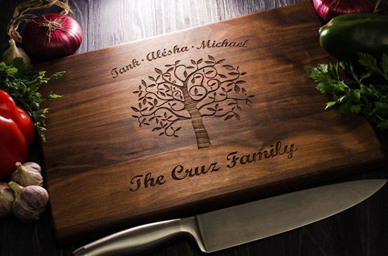 Family Tree Wooden Sign