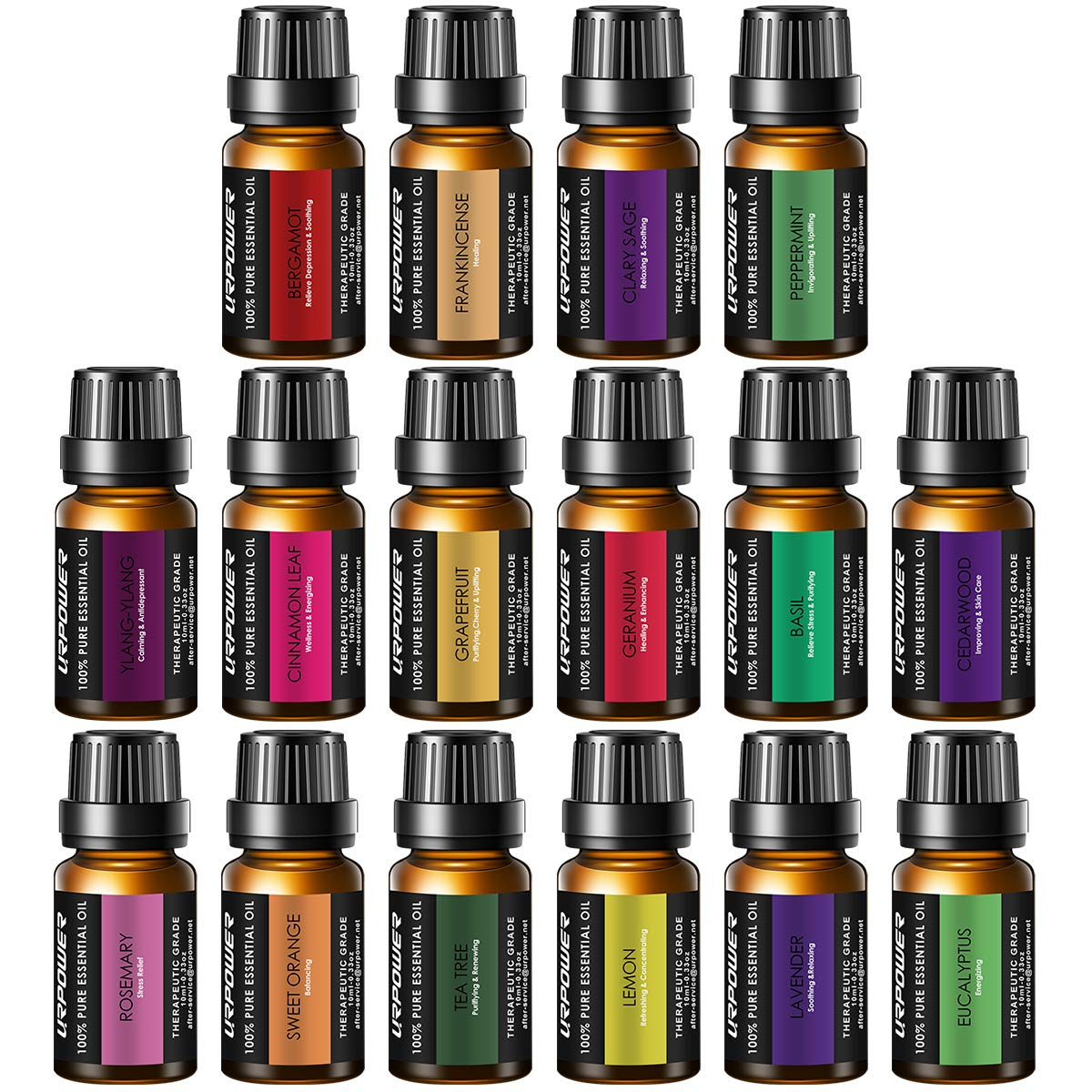 urpower essential oils