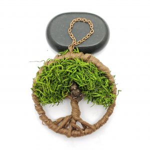 3 inch Mossy Tree of Life