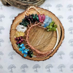 Family Birthstone Tree